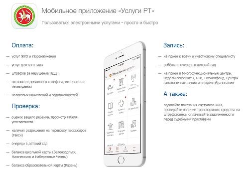 мобильные приложения функции