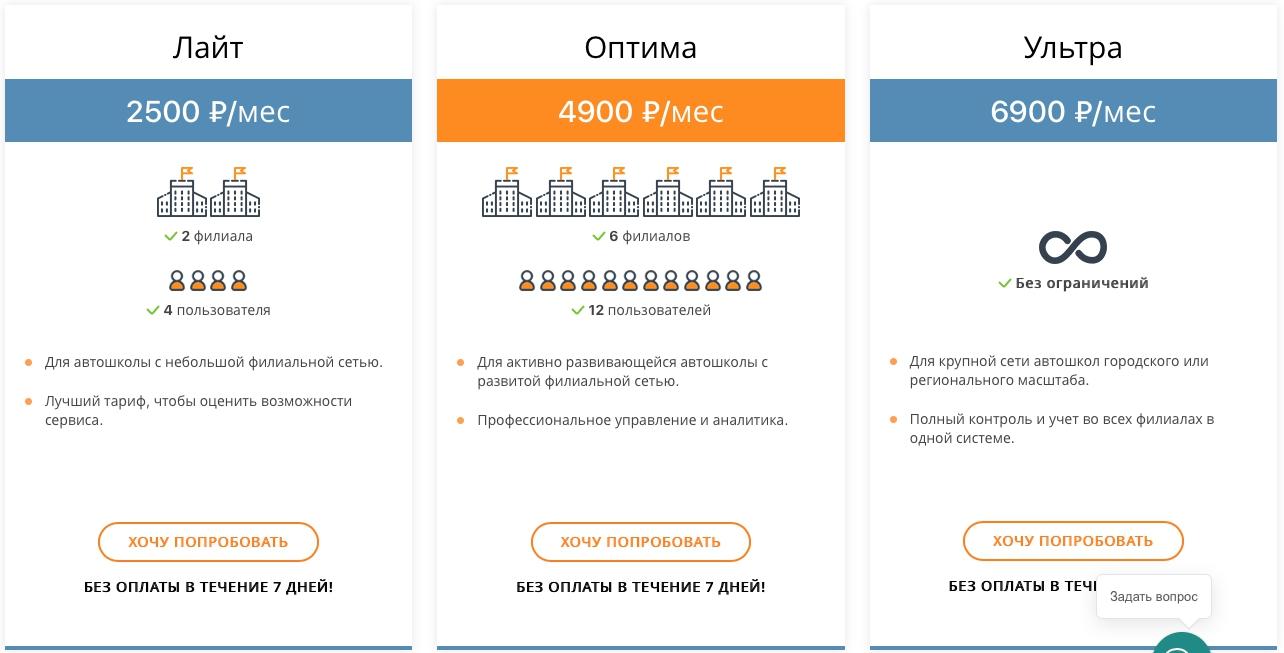 ЛК Автошкола-Контроль