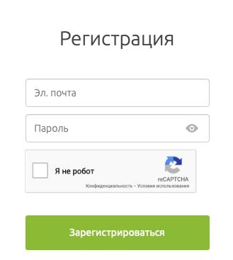 Вход и регистрация в ЛК Анкетолог
