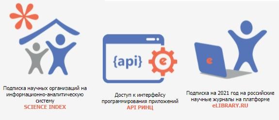 Elibrary.ru сервисы