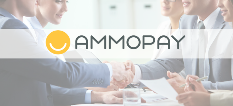 Логотип Ammopay