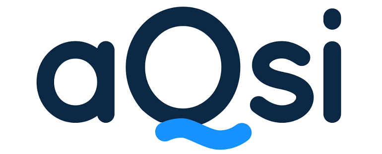 Логотип aQsi