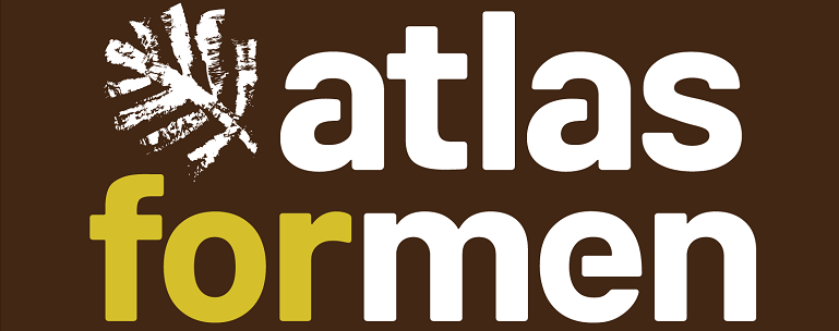 Atlas for men логотип