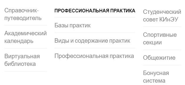 КИнЭУ