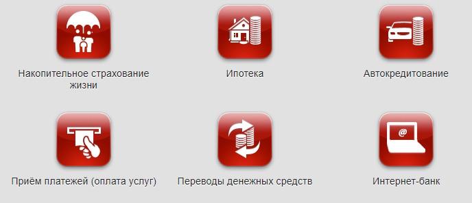 Мособлбанк сервисы