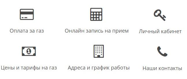КиевГазЭнерджи функции