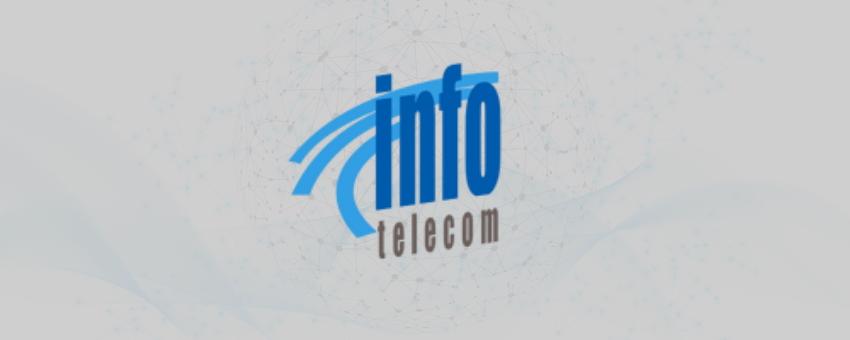 Инфотелеком логотип
