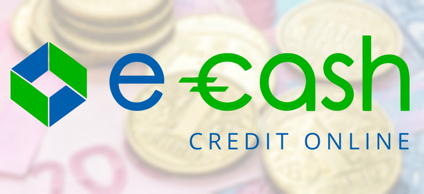 E-Cash логотип