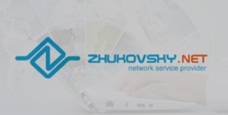 Жуковский.нет логотип