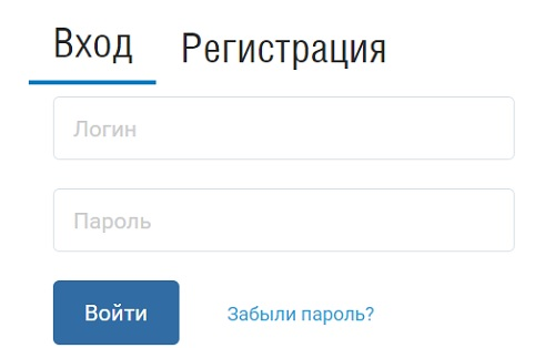форма входа Ярославль газ