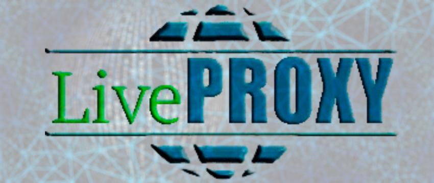 Liveproxy логотип
