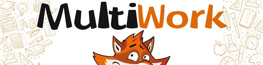 Multiwork логотип