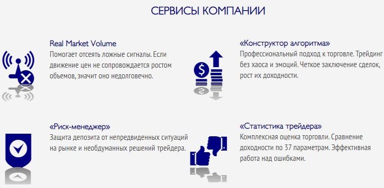 Gerchik & Co сервисы