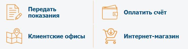 Орловский энергосбыт сервисы