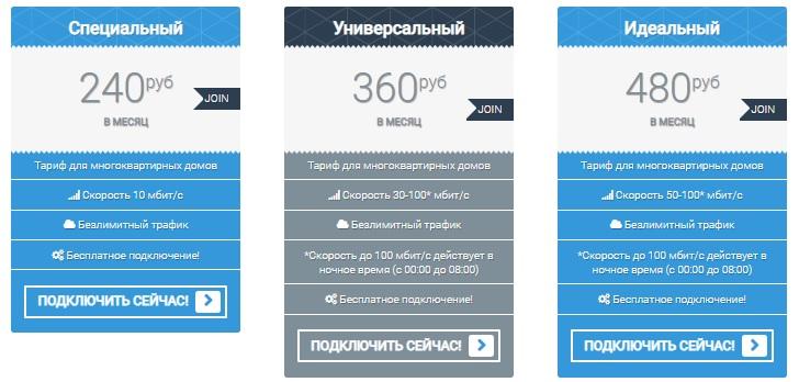 Павловские сети тарифы