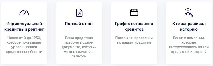 ОКБ услуги