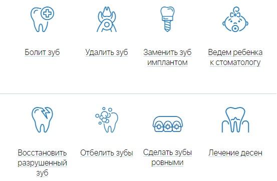 Зуб.ру услуги