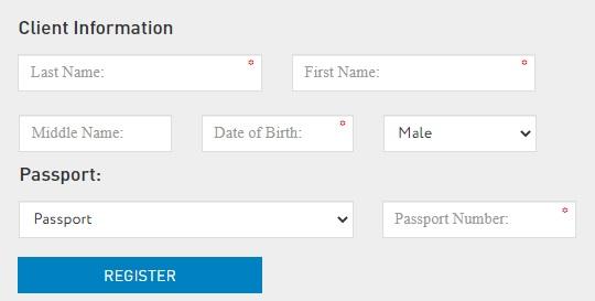 НордСтар регистрация