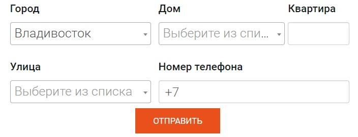 Владлинк заявка