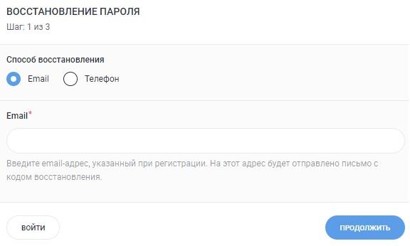 PRO.Культура.РФ пароль