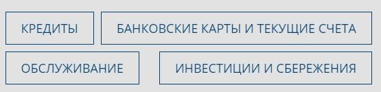 Банк Интеза услуги
