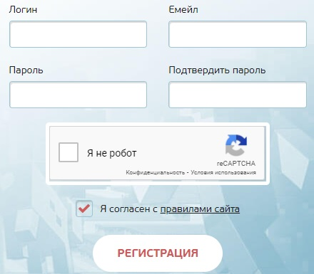TLauncher регистрация