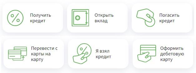 ОТП Банк услуги