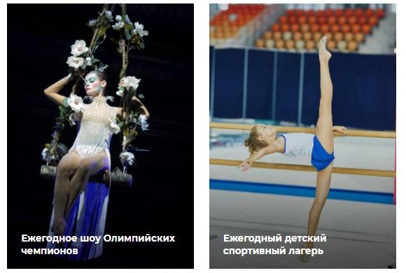 Центр Гимнастики Юлии Барсуковой