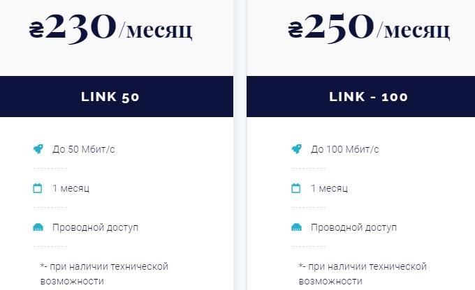 RadioLink тарифы