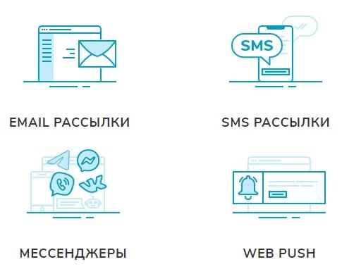 SendPulse услуги
