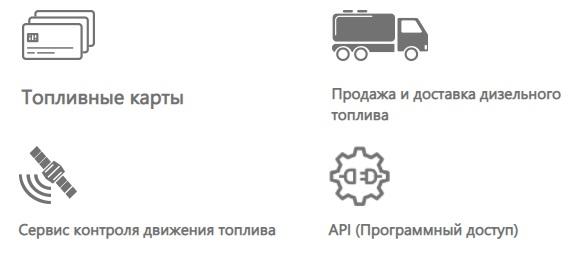 РусПетрол услуги