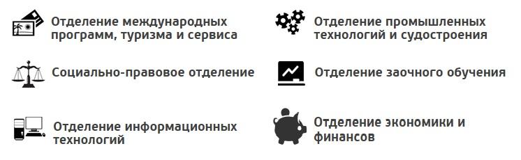Петровский колледж услуги