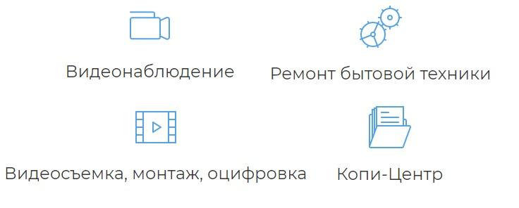 Передовые технологии услуги