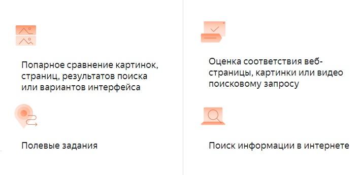 Яндекс.Толока задания