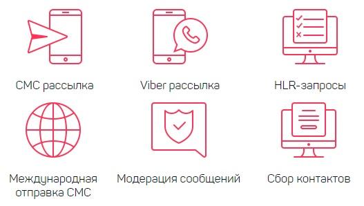 СМС Аэро услуги