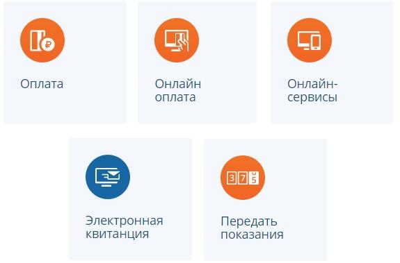 РусГидро услуги